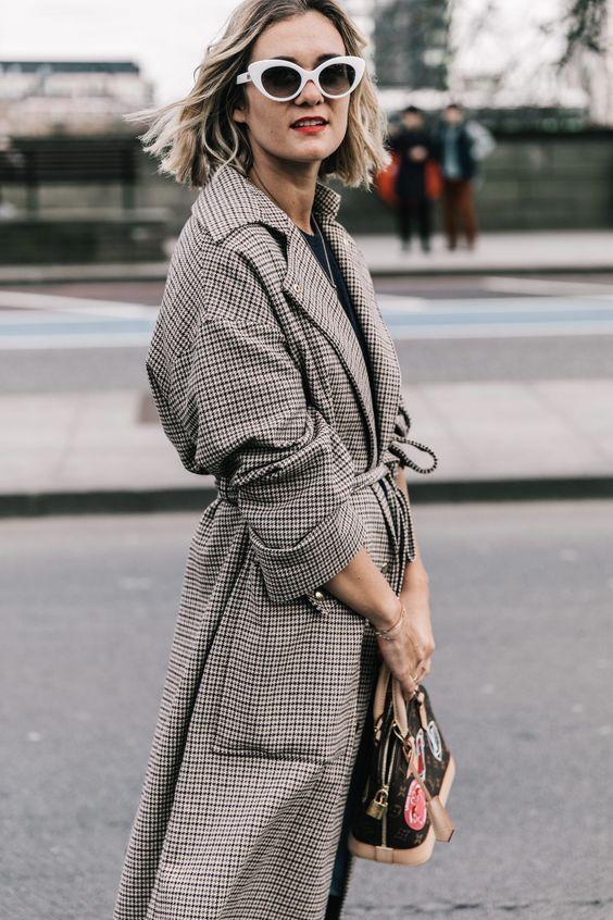LFW Street Style Fall 2017 | @KatyaGuseinova