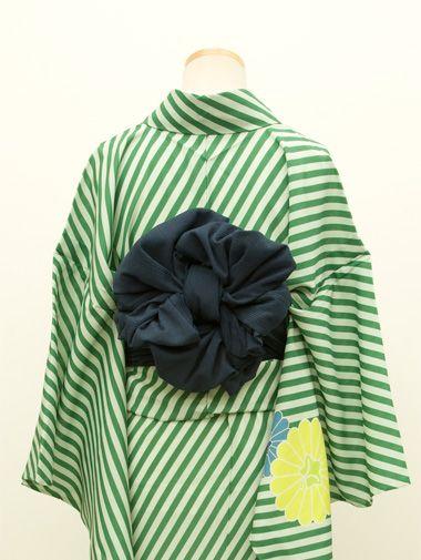 I love green and I love stripes!