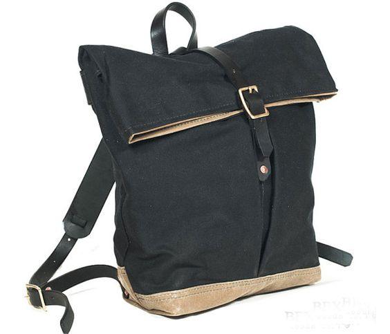 Urban Foldtop Backpack / by Bexar Goods