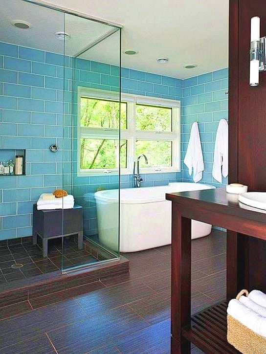 Bathroom Decor Design Get 6 Innovative Ideas For Your Bathroom Remodeling In 2020 Black And White Tiles Bathroom White Bathroom Tiles Blue Bathroom Tile