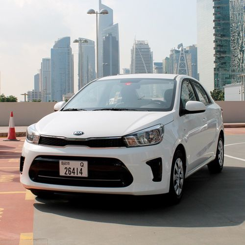 Drive The Kia Pegas In Dubai For Only Aed 100 Day Aed 1699 Month This Sedan Fits 5 Passengers And 3 Medium Sized Bags It Is Car Rental Dubai Cars Car