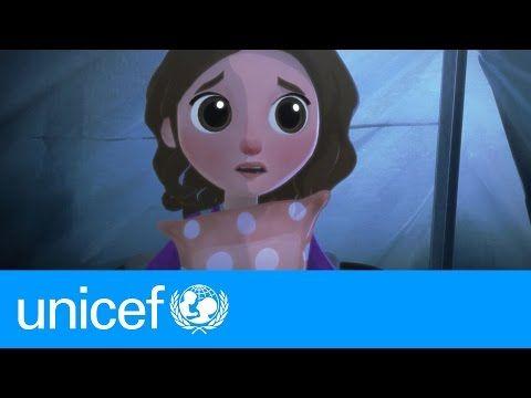 Un brillante corto de animación te muestra cómo se siente un niño que huye de la guerra   muhimu