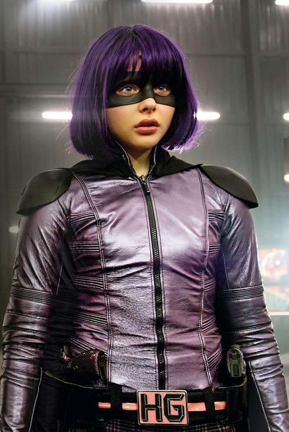 Love Wallpaper Kickass : Hit Girl - Kick Ass 2 Watch This Pinterest chloe ...