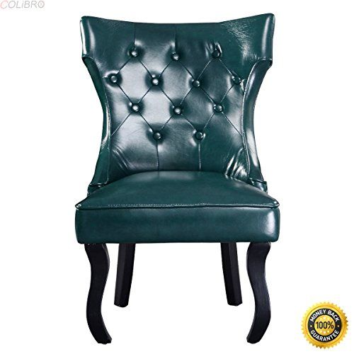 Colibrox New Vintage Leisure Chair Armless Lounge Living Room Pu