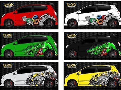 Desain Mobil Corel Draw Terbaru Youtube In 2021 Toy Car Motor Sports Car