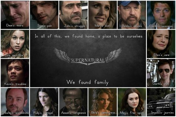 What Supernatural is all about
