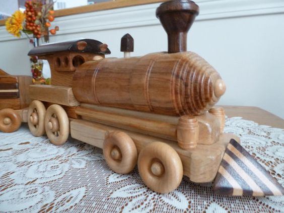 Wooden Toy Train Patterns : Pinterest the world s catalog of ideas
