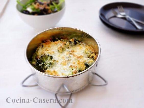 Receta para hacer Frittata casera de brócoli La Frittata de Brócoli es un tipo de tortilla de origen italiano, es una receta muy versátil que te permitirá