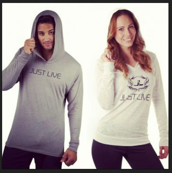 Get cozy in our comfy hoodies
