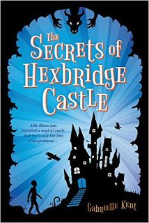 Charlotte's Library: The Secrets of Hexbridge Castle, by Gabrielle Kent, for Timeslip Tuesday