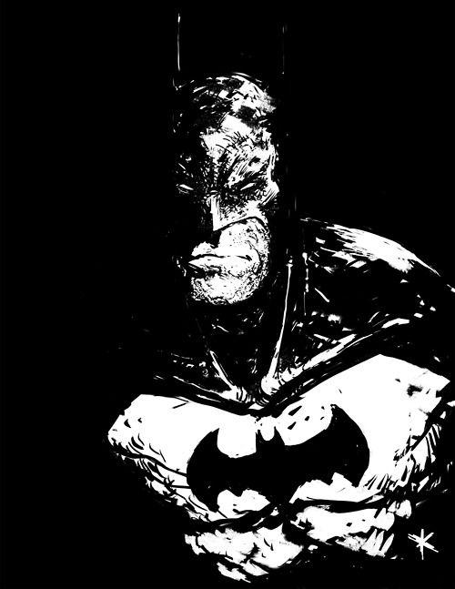 Batman by Tim Kelly