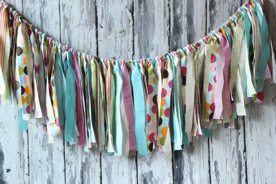 matemo: Inspiración: Decorar con telas / Inspiration: Fabric Decoration