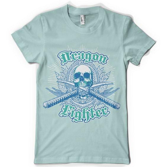 """T-Shirt men """"dragon fighter"""" FARBAUSWAHL! von MAD IN BERLIN auf DaWanda.com"""