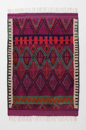 Agadir Twists Rug, Large | Anthropologie.eu