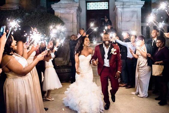 @blessedprincessa Wedding Marriage Black African American Luxury Love Goals