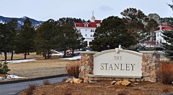 The Stanley in Estes Park, Colorado