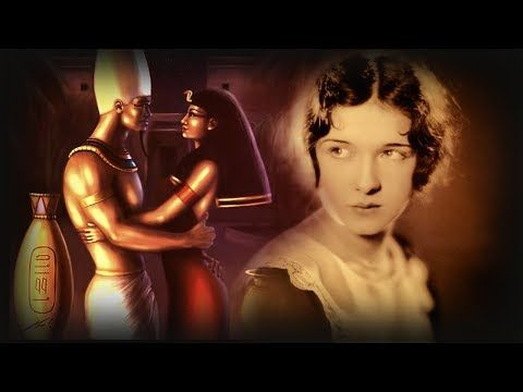 Dorothy Eady   Reincarnation of Omm Sety - Priestess in Ancient Egypt - YouTube