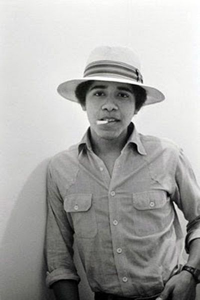 Young Obama: