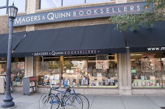 Magers & Quinn Booksellers in Minneapolis, MN