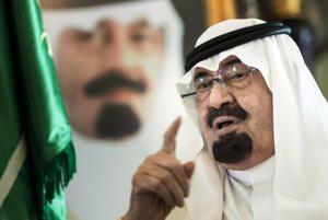 FILE - In this Friday, June 27, 2014 file photo, Saudi…