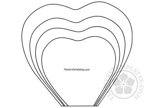 33++ Petals template to print inspirations