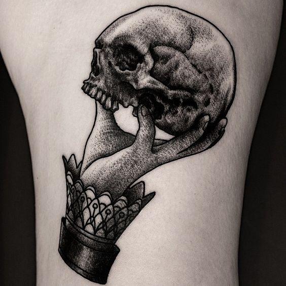 Tattoo by Ilja Hummel