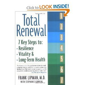 More than just about detox, Dr. Lipman's Total Renewal Program is the key to reversing the unhealthy habits and poor functioning that we have slowly developed and come to accept.