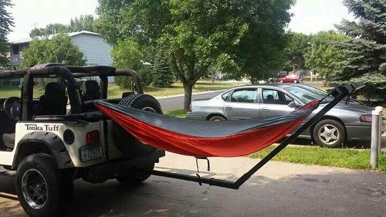 Jeeps And Hammocks On Pinterest