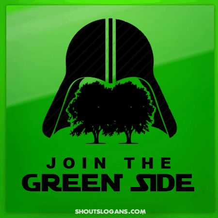 27 Great Go Green Slogans and Posters | Eco-action ...