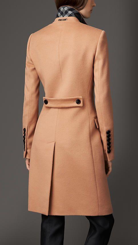 Burberry London Wool Cashmere Coat