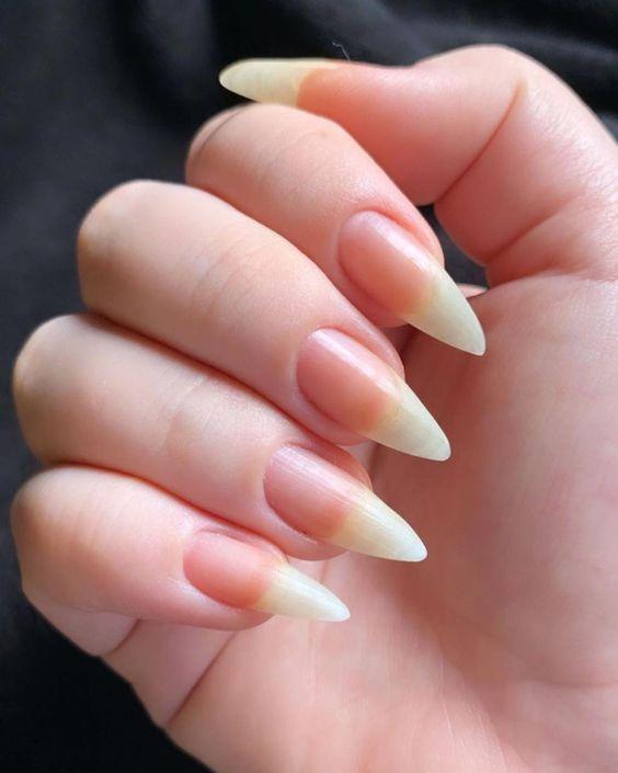 Favorite Acrylic Nails Designs In 2020 Natural Nails Long Natural Nails Gel Nails
