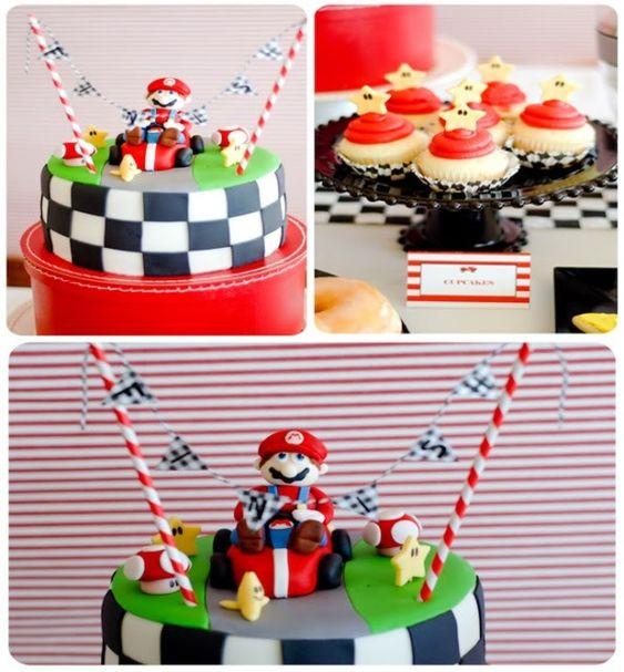 Mario Kart Party