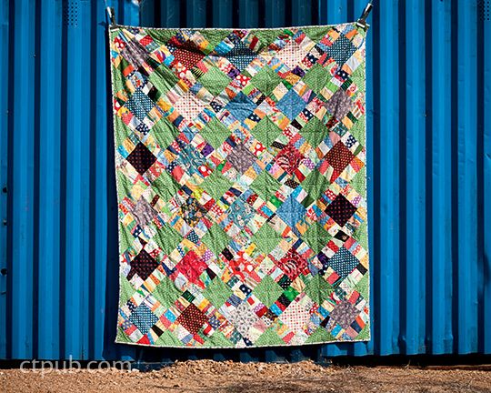 Making Quilts with Kathy Doughty of Material Obsession ... : kathy doughty making quilts - Adamdwight.com
