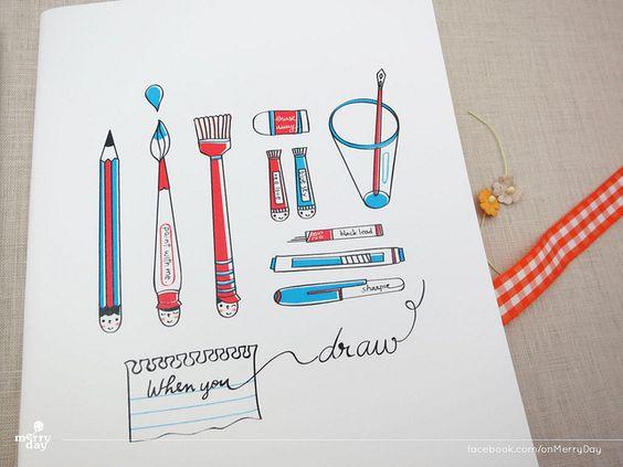 MerryDay notebook : paints | Flickr – 相片分享!