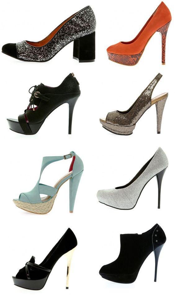 Os sapatos incríveis da Taquilla