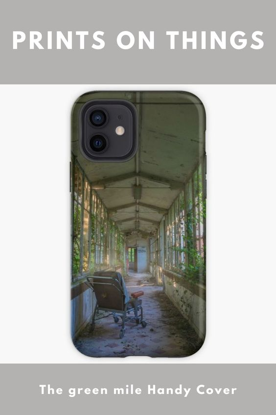 Handycover mit Lost Place Motiven