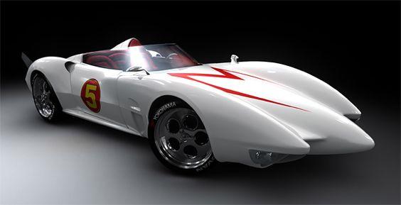 Speed Racer – Mach 5