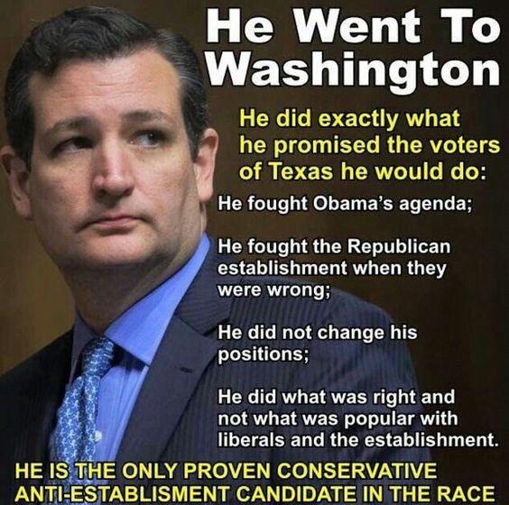 Cruz truths