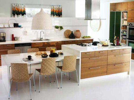 Einrichtungstipps Küchen einrichten Ikea küche, Ikea und Küche - ikea k chenblock freistehend