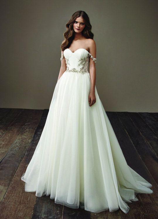 17 Tumblr Badgley Mischka Bridal Wedding Dress Silhouette Wedding Dresses