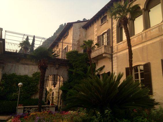 Villa Monastero, Varenna - Lake Como   #lake #Como #Lago #Italy #lakecomoapp #lakecomotravelguideapp #lakecomo #lagodicomo #villamonastero #varenna