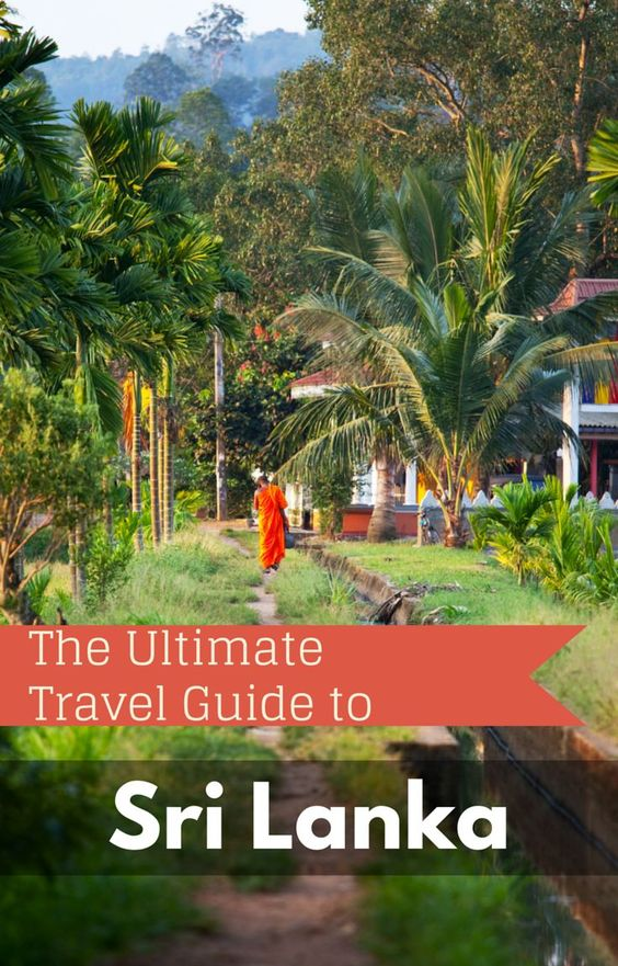 Sri Lanka Best Places To Visit And Places To Visit In On Pinterest