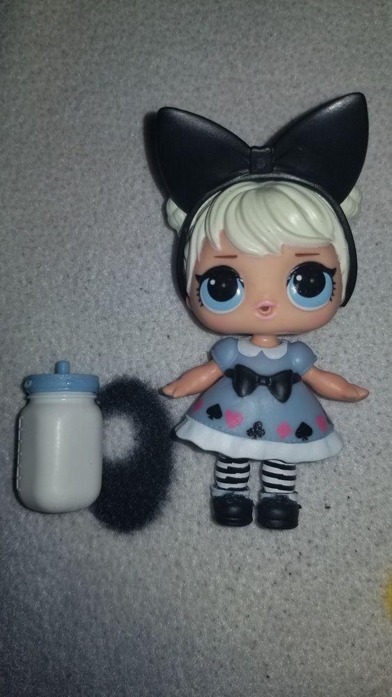 Lol Surprise Doll Curious Qt Series 2 Cute Toys Dolls Lol