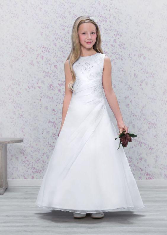 long dress length age
