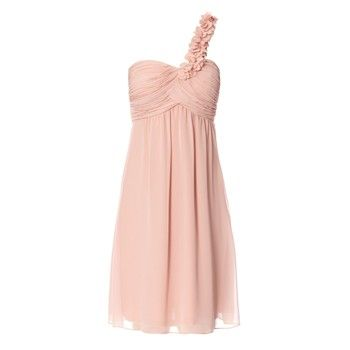 robe cocktail rose poudr edc by esprit ref 1268077 brandalley - Robe Rose Poudre Mariage