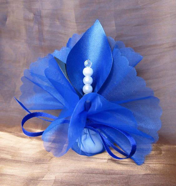 Blue Wedding Table Decorations: Wedding Table Decorations