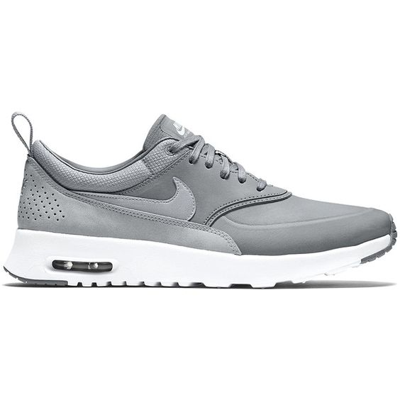 Nike WMNS Air Max Thea Premium ($115) ❤ liked on Polyvore featuring shoes…