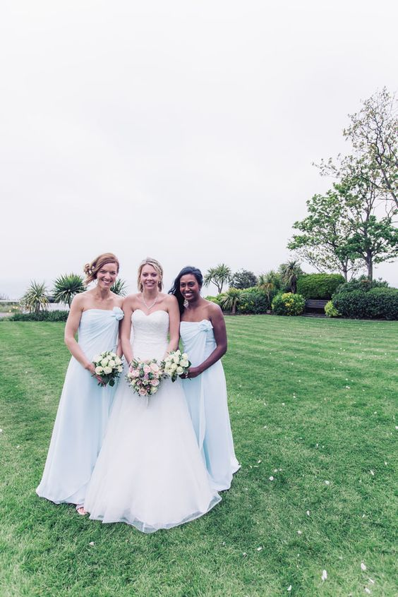 Beside the seaside: the wedding of Lucie and Dan Cockerton | Wistful Two Photography | weddingsite.co.uk