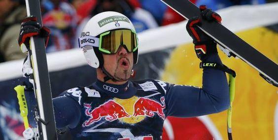 Ski alpin - CM (H) - L'Italien Peter Fill remporte la descente de Kitzbühel, Johan Clarey 4e