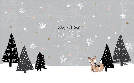 free download fond écran hiver